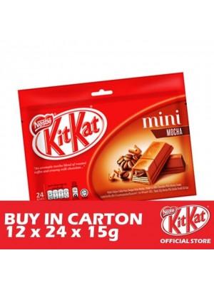 Nestle KitKat Mini Mocha 12 x 24 x 15g