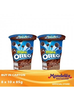 Mini Oreo Chocolate  2x67g