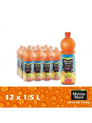 Minute Maid Pulpy Tropical PET 12 x 1.5L