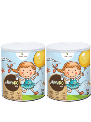 Dale & Cecil-Miwako Milk Powder 2x700g