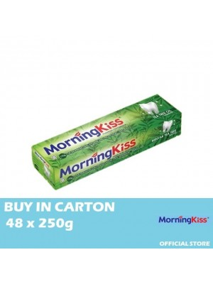 Morning Kiss Tea Tree Oil Toothpaste 48 x 250g