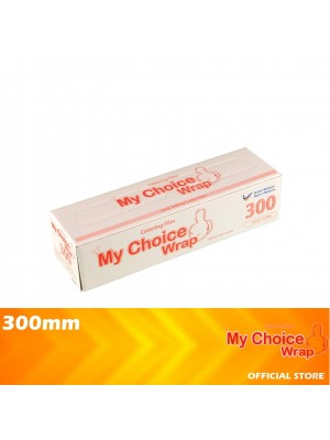 My Choice Wrap Premium Food Wrap Catering Roll 300mm