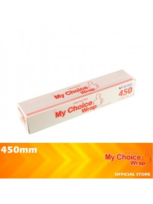 My Choice Wrap Premium Food Wrap Catering Roll 450mm