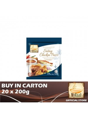 MyKuali Instant Satay Chicken Paste 20 x 200g