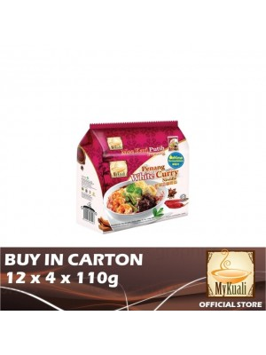 MyKuali Penang White Curry Noodle 12 x 4 x 110g [Essential]