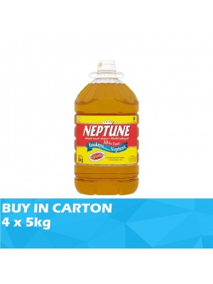 Neptune Cooking Oil 4 x 5kg