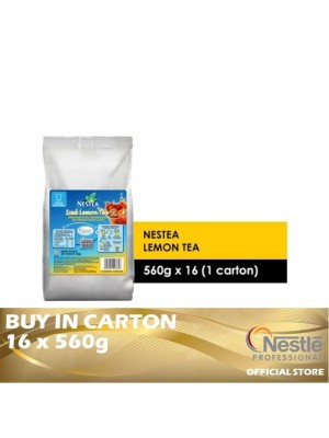 1C. Nestle Professional Nestea Lemon Tea 16 x 560g [Essential]