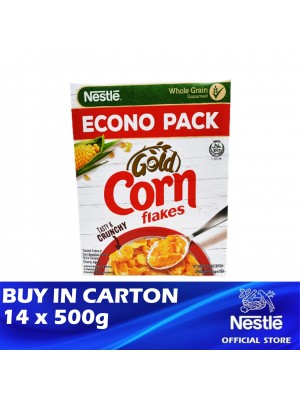 Nestle Corn Flakes Breakfast Cereal Econo-Pack 10 x 500g