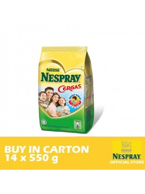 Nestle Nespray Cergas Softpack 14 x 550g