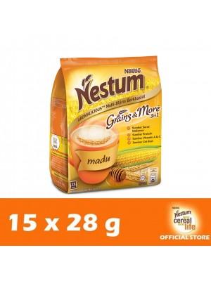 Nestle Nestum 3 in 1 Honey 15 x 28g