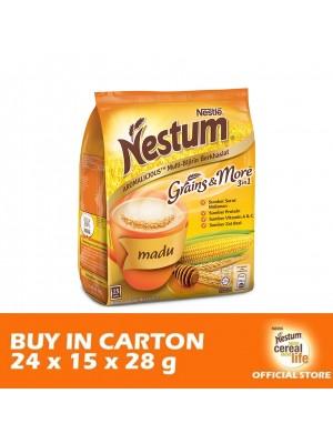 Nestle Nestum 3 in 1 Honey 24 x 15 x 28g