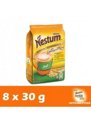 Nestle Nestum 3 in 1 Oats 8 x 30g