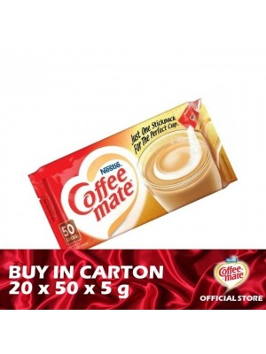 Nestle Coffee-Mate Non Dairy Creamer Stick Pack 20 x 50 x 5g
