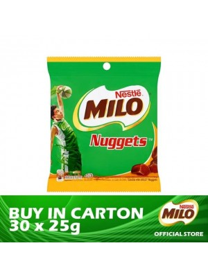 Nestle Milo Nuggets 30 x 25g