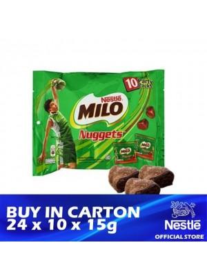 Nestle Milo Nuggets Fun Pack 20 x 10 x 15g