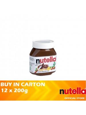 Nutella Spread 12 x 200g