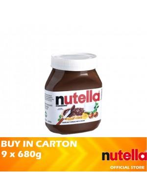 Nutella Spread 9 x 680g