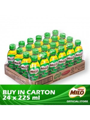 Nestle MIlo Activ-Go Nutri-Up 24 x 225ml
