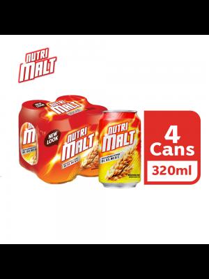 Nutrimalt Can 4 x 320ml