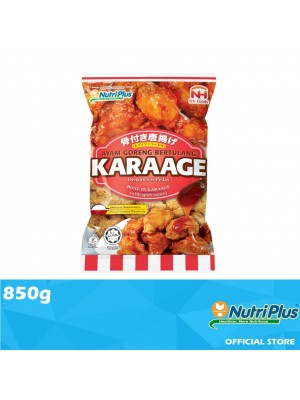Nutriplus NH Bone In Karaage with Spicy Sauce 850g