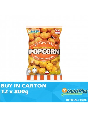 Nutriplus NH Popcorn Chicken 12 x 800g
