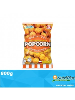 Nutriplus NH Popcorn Chicken 800g