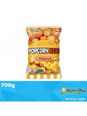 Nutriplus NH Popcorn Chicken Cheese 700g
