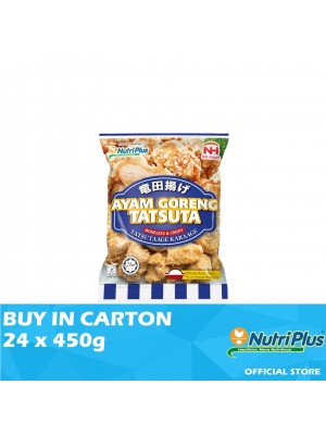 Nutriplus NH Tatsuta Fried Chicken 24 x 450g