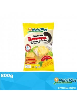 Nutriplus Tempura Cheese Chicken Nugget 800g