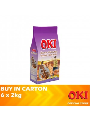 OKI Chocolate Malt Drink 6 x 2kg