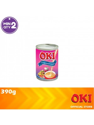 OKI Evaporated Creamer 390g
