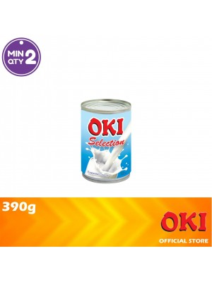 OKI Selection Evaporated Creamer 390g