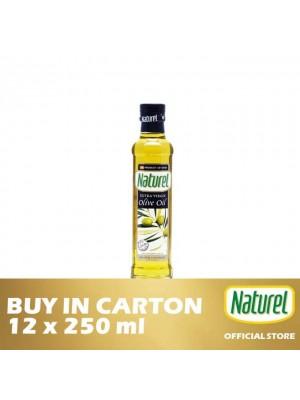 Naturel Olive Oil Extra Virgin 12 x 250ml
