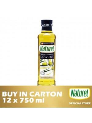 Naturel Olive Oil Extra Virgin 12 x 750ml