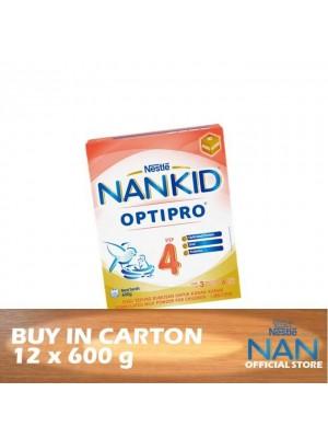 Nestle Nankid Step 4 Optipro 12 x 600g