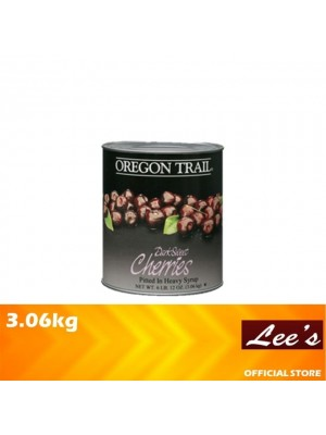 Oregon Trail USA Dark Pitted Sweet Cherries 3.06kg