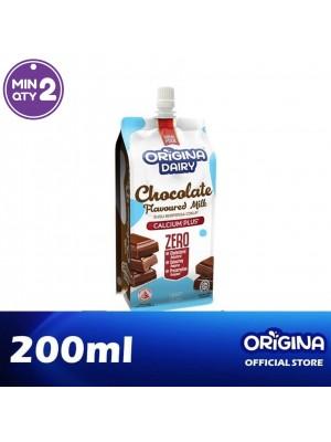 Origina Dairy Chocolate Milk 200ml
