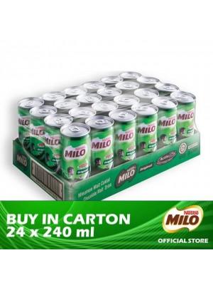 Nestle MIlo Original Can 24 x 240ml