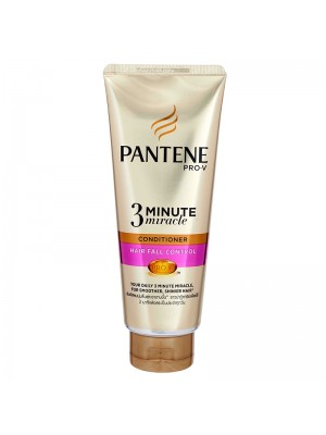 Pantene Pro-V Hair Fall Control 3 Minute Miracle Conditioner 180ml