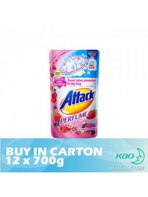 Attack Liquid Detergent Perfume Fruity (LATPJ) 12 x 700g
