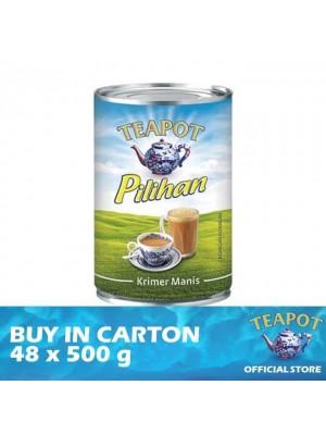 Teapot Pilihan Sweetened Condensed 48 x 500g