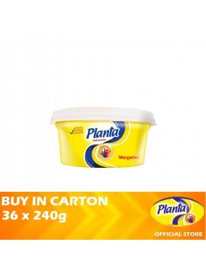 Planta Margarine 36 x 240g