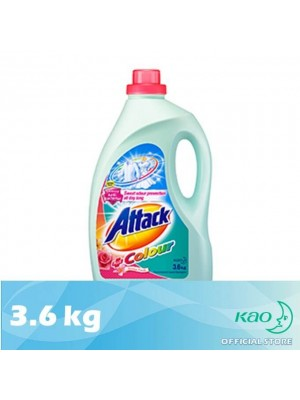 Attack Liquid Detergent Plus Colour (LATC) 3.6kg