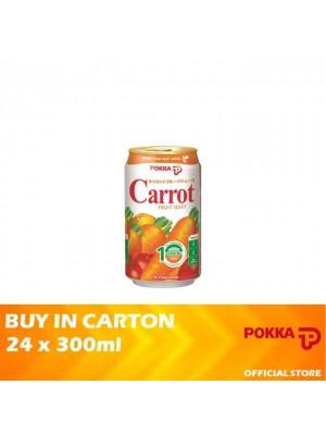 Pokka Carrot Juice Drink 24x300ml
