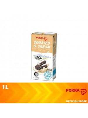 Pokka Cookies and Cream 1L