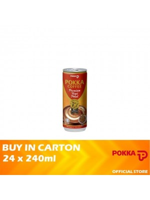 Pokka Premium Rich Coffee 24 x 240ml