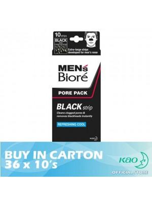 Men's Biore Pore Pack - Black Strip 36 x 10's