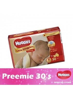 Huggies Preemie 30's