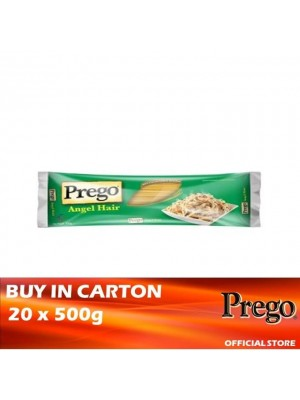 Prego Angel Hair 20 x 500g [Covid-19]