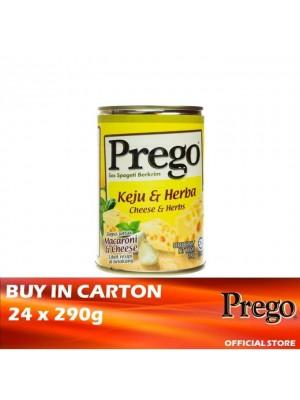 Prego Cheese & Herbs Creamy Pasta Sauce 24 x 290g